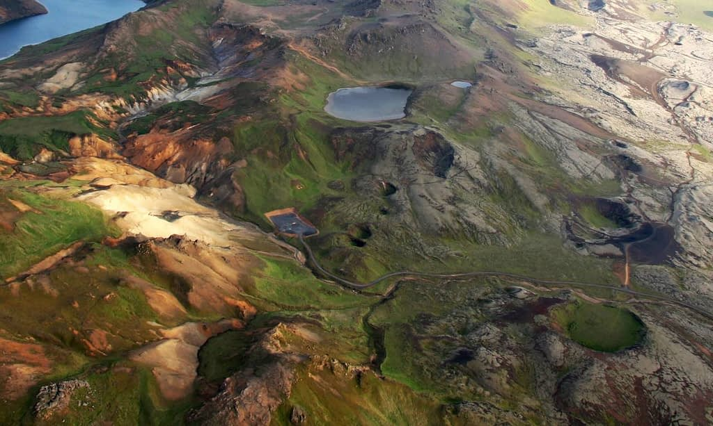 Trölladyngja og Grænadyngja á Reykjanesskaga eru í hættu. Svæðið er í biðflokki en þó hafa rannsóknir valdið miklum skaða á svæðinu, landvernd.is