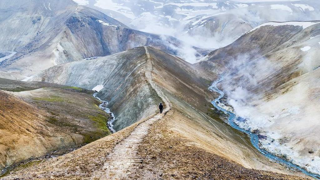 Kerlingarfjöll eru friðlýst fjallaröð á miðhálendi Íslands, landvernd.is