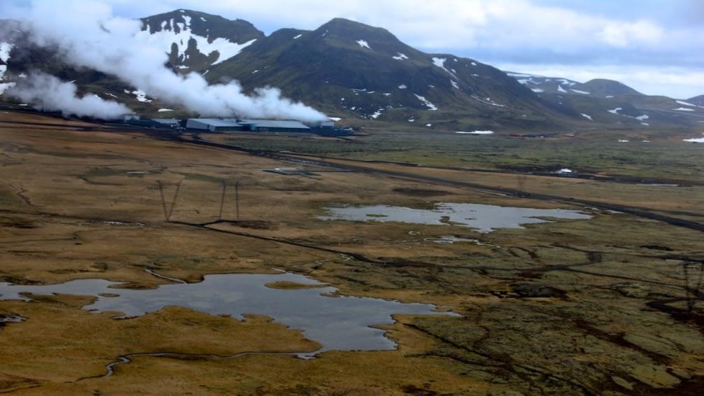 Hellisheiði og Hengill eru eitt virkasta jarðhitasvæði landsins