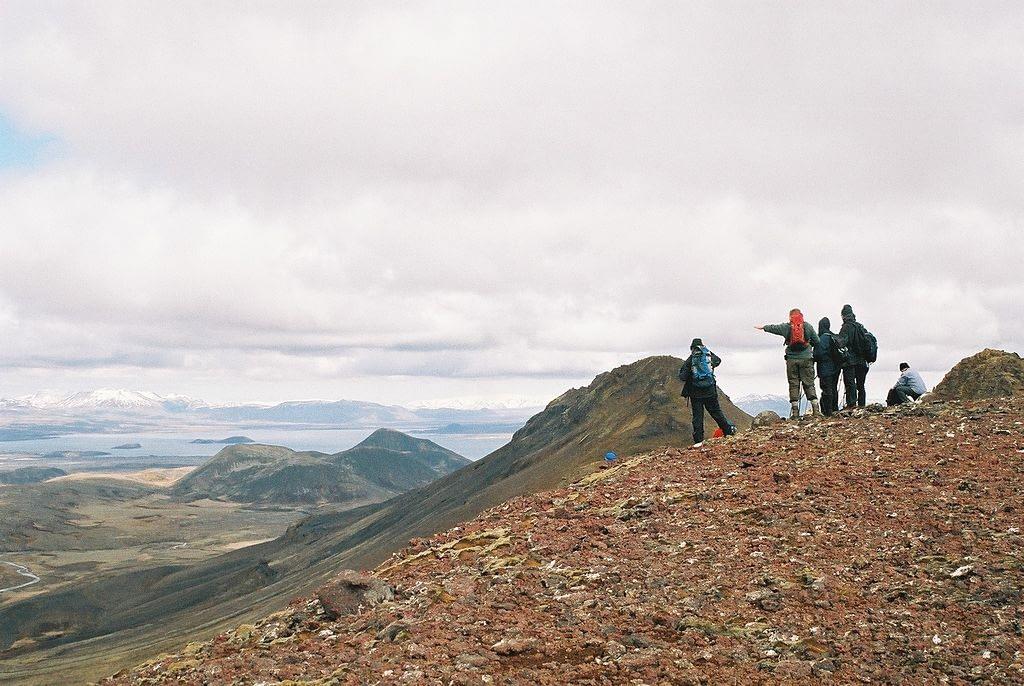 Ölkelduháls og Hverahlíð eru einstakt útivistarsvæði, landvernd.is