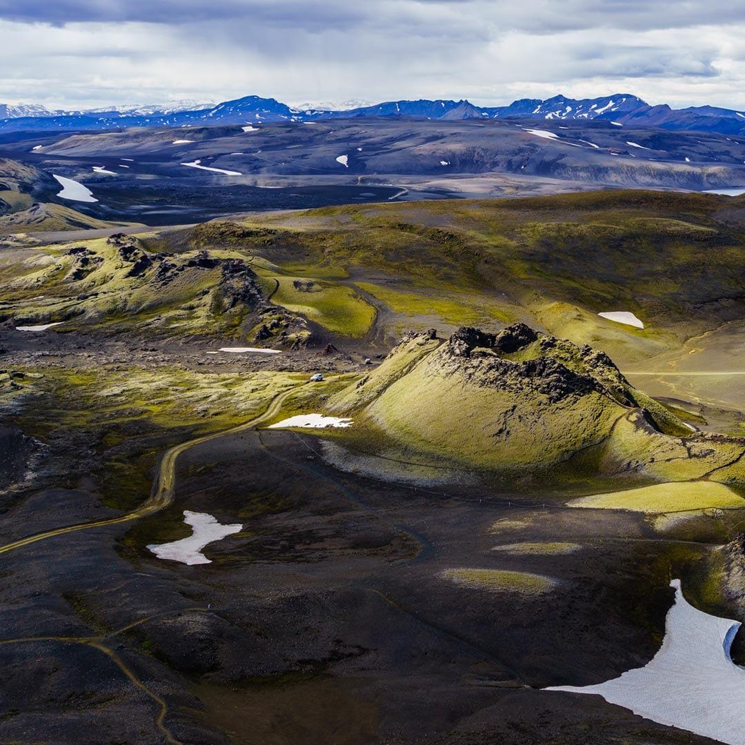 ©Kristján Ingi Erlendsson, ljósmyndari. Kristján Ingi er höfundur bókarinnar Unique Island og fær Landvernd 5% af söluandvirði hverrar bókar.
