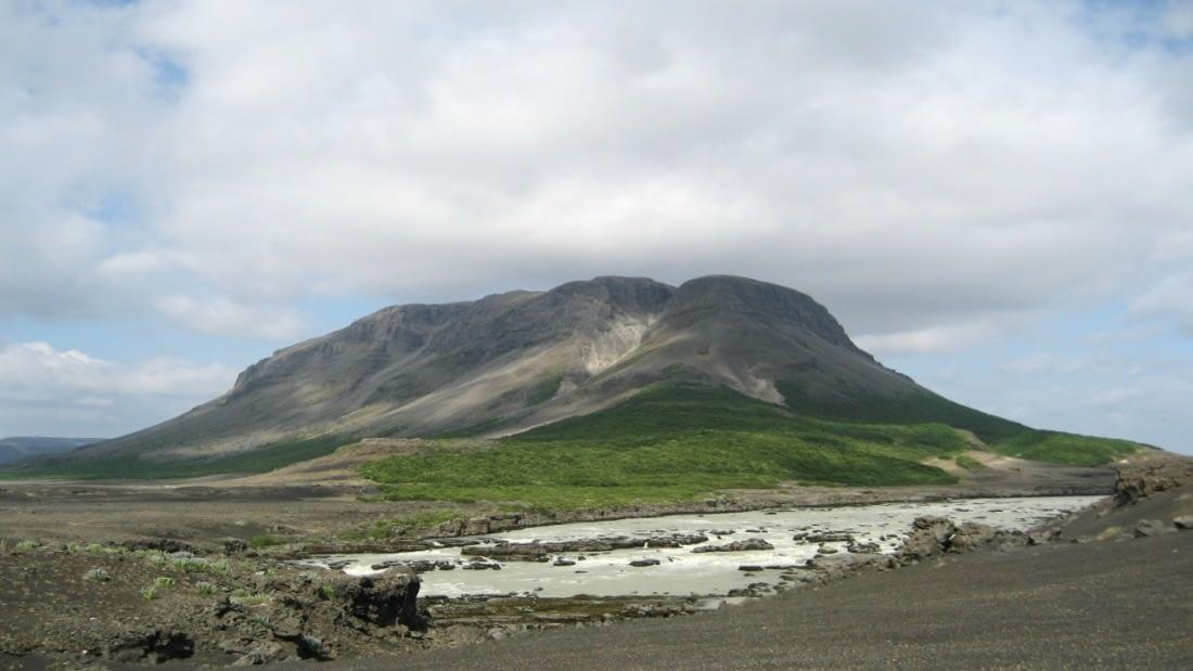 Búrfell við Þjórsá