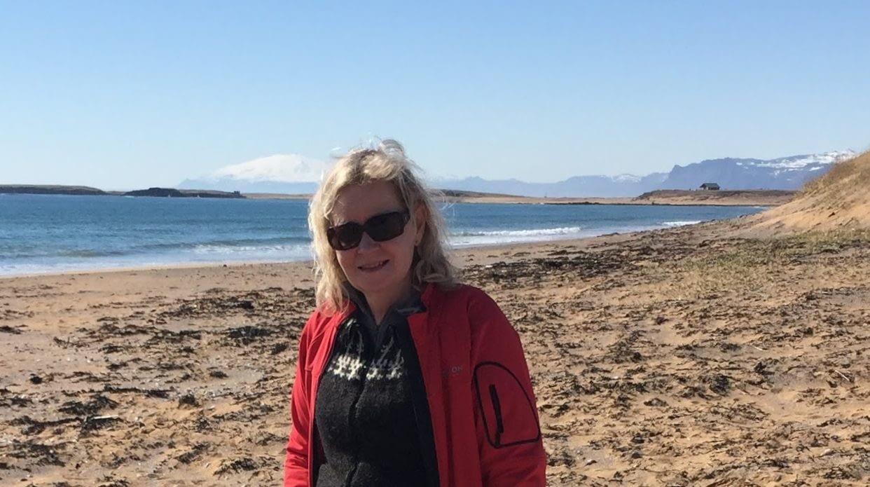 Margrét Auðunsdóttir situr í stjórn Landverndar.