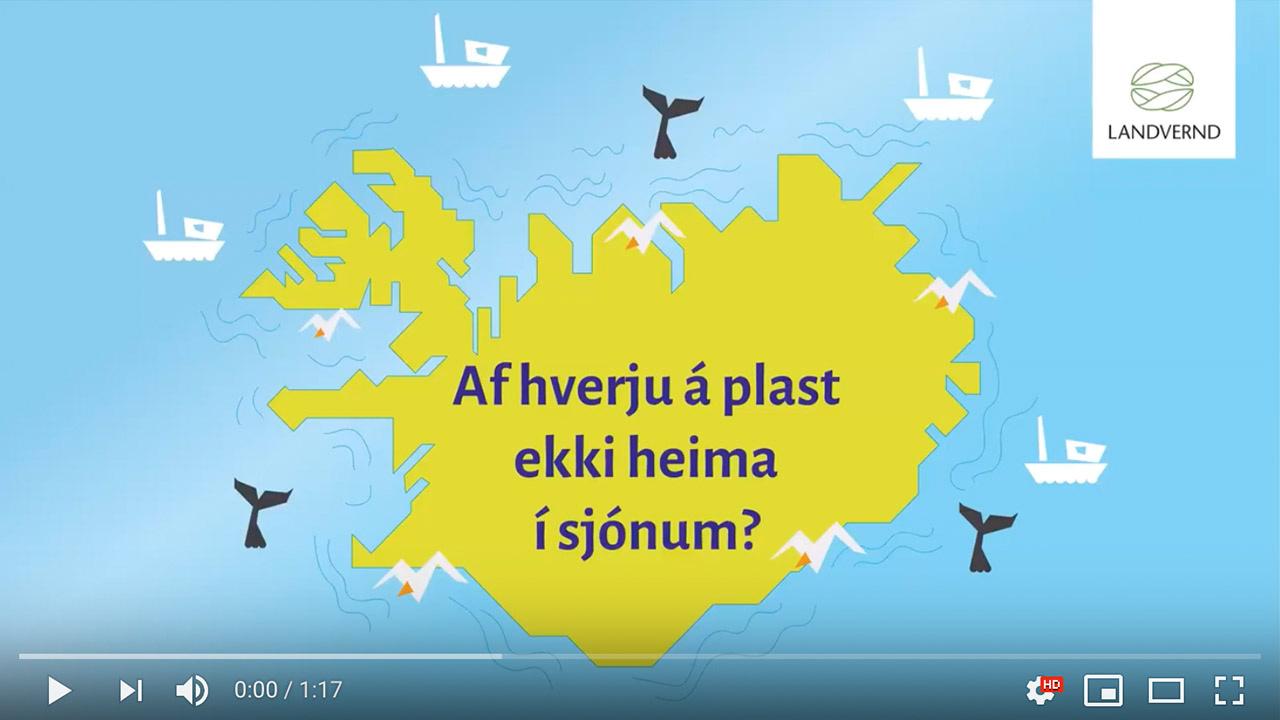 Af hverju á plast ekki heima í hafinu? Ævar Þór segir okkur frá því, landvernd.is