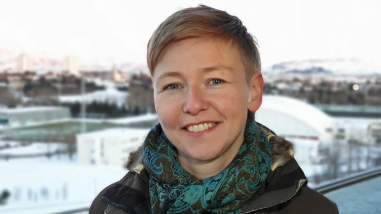 Auður Önnu Magnúsdóttir, framkvæmdastjóri Landverndar