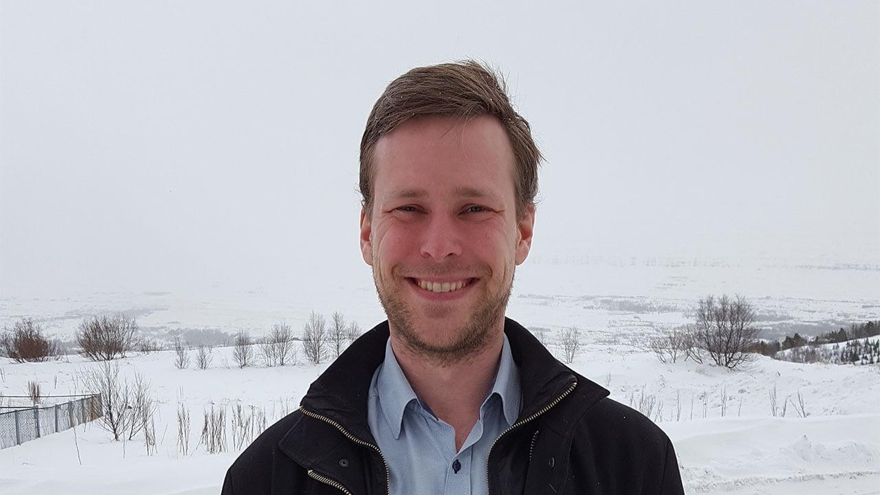 Pétur Halldórsson er í stjórn Landverndar, landvernd.is