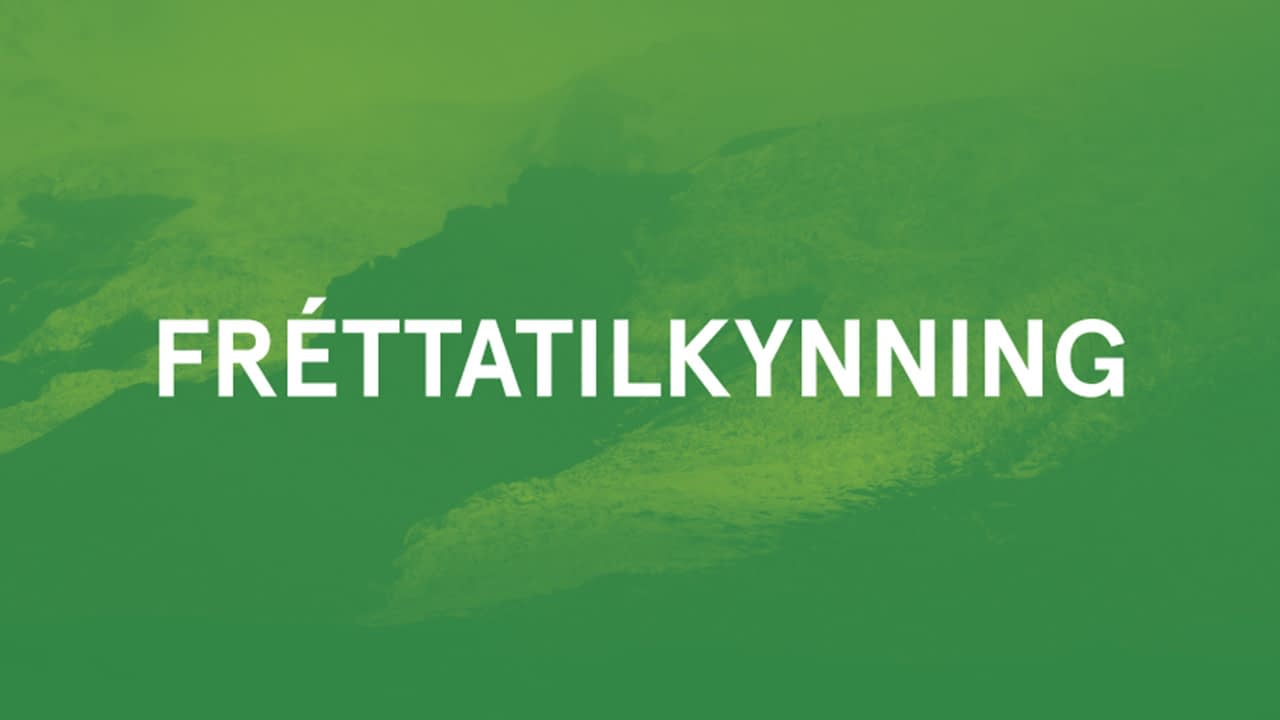 Fréttatilkynning frá stjórn Landverndar, landvernd.is