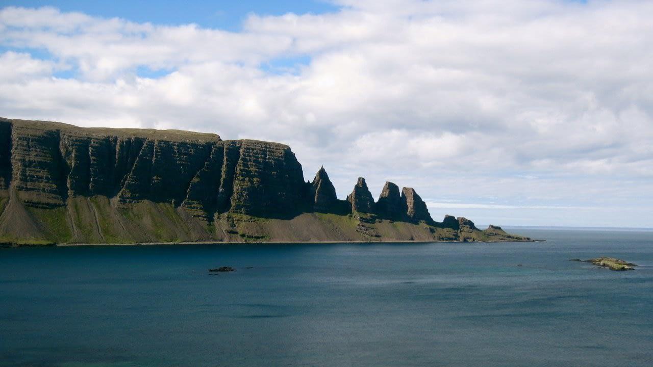 Drangaskörð á Ströndum, landvernd.is