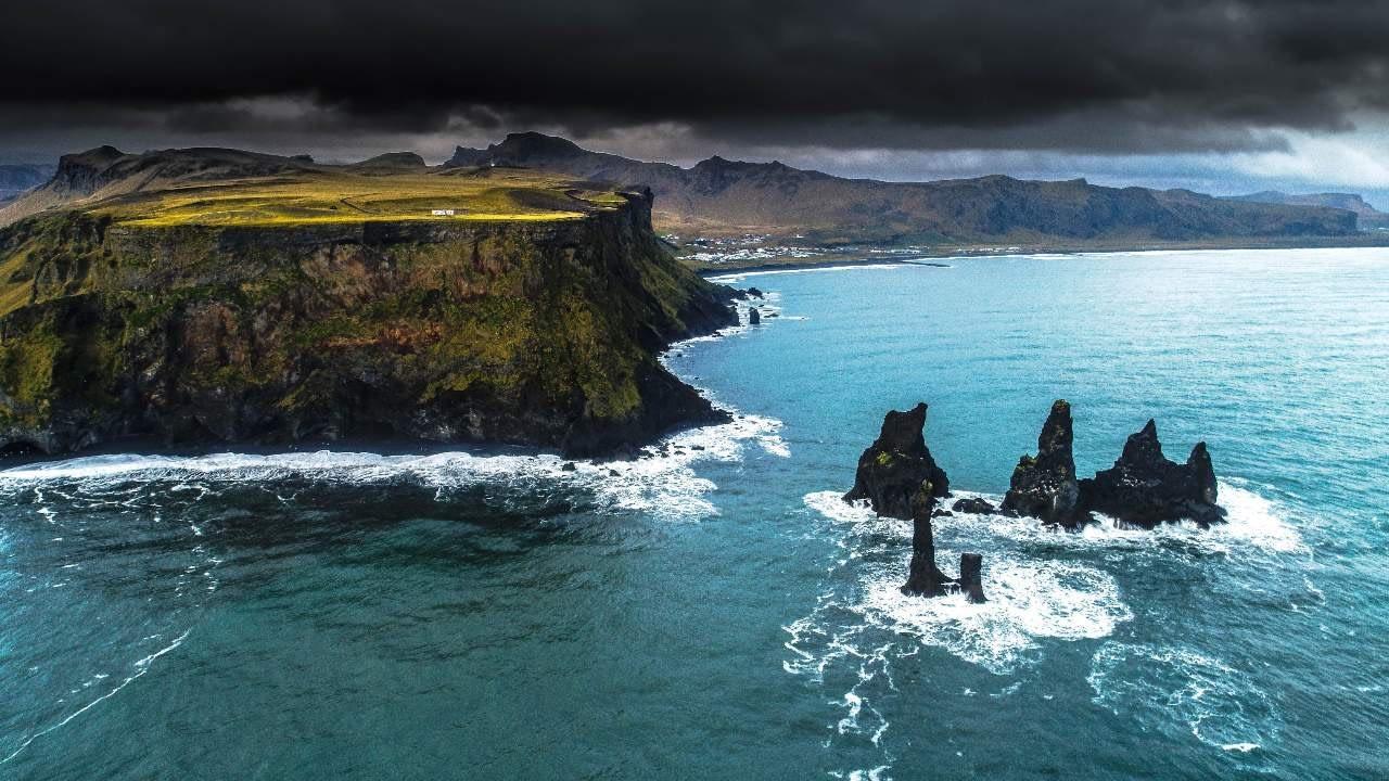 Reynisdrangar í Mýrdalshreppi eru einstök náttúruperla sem Mýrdalshreppur þarf að vernda