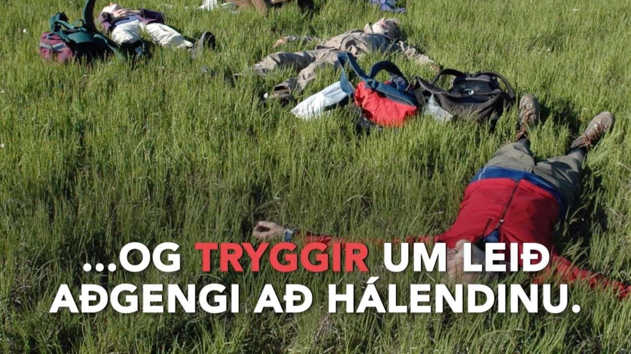Hálendisþjóðgarður tryggir náttúruvernd og aðgengi fólks. Landvernd.is