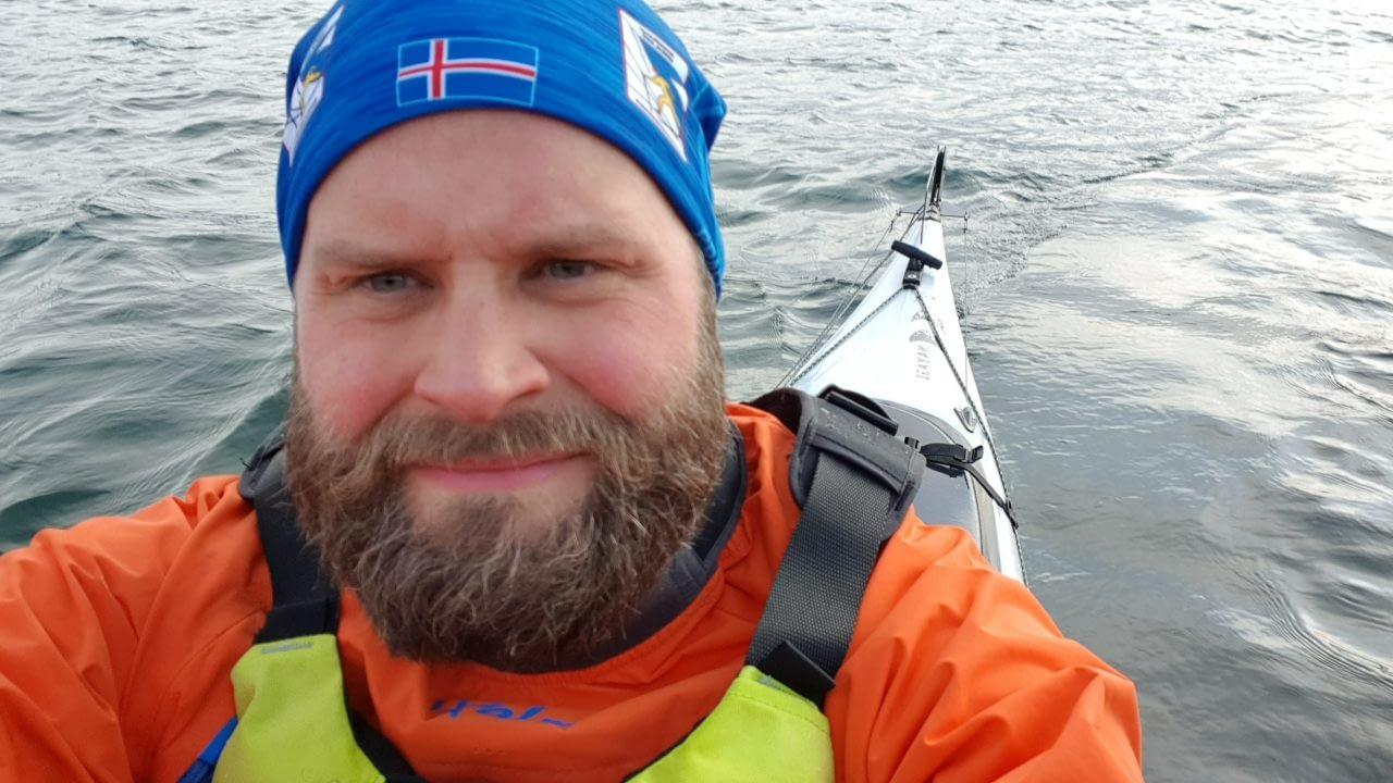 Sævar Þór Halldórsson er í stjórn Landverndar.