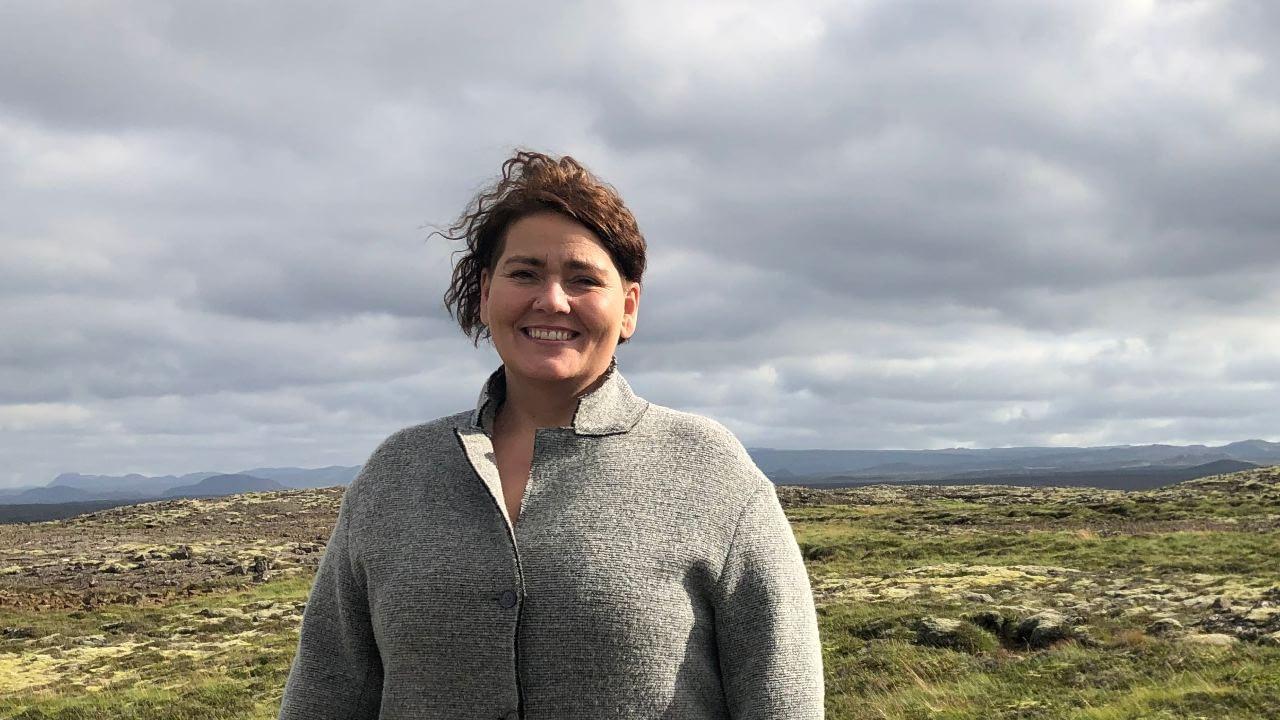 Andrea Anna Guðjónsdóttir er fræðslustjóri Landverndar.