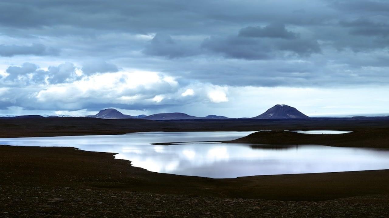 Kaldakvísl er á Sprengisandsleið, einni fjölförnustu hálendisleið landsins þar sem landslag hefur mótast af jöklum og eldsumbrotum.