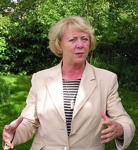 Vigdís Finnbogadóttir 2005