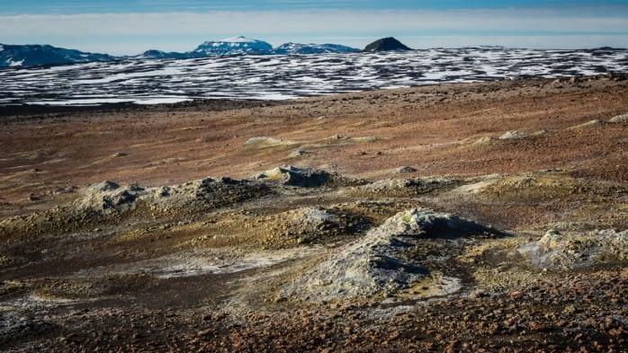Fremri-Námar eru jarðhitasvæði á norðaustanverðu hálendi Íslands