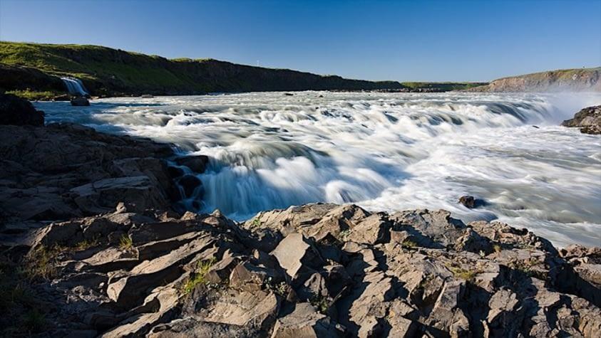Urriðafoss í Þjórsá