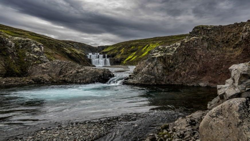 Hraun er jarðfræðilega sérstætt, ósnortið og víðlent hálendissvæði frá Eyjabökkum við Snæfell, nær að Lónsöræfum og niður í drög Suðurfjarða.